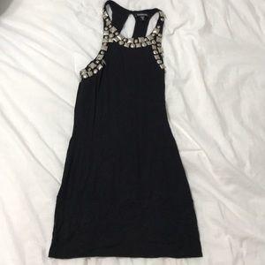 Black Bebe Dress Size XS